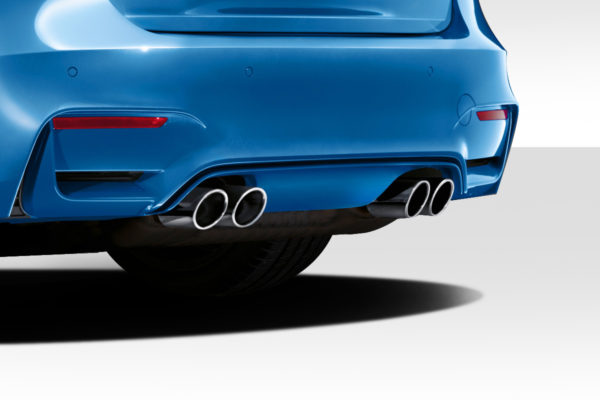 BMW 435i exhaust kit Extreme Dimensions 112513