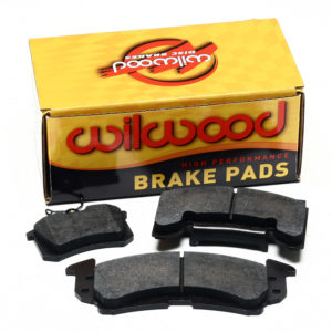 Wilwood Brakes 150-14780K Brake pad set