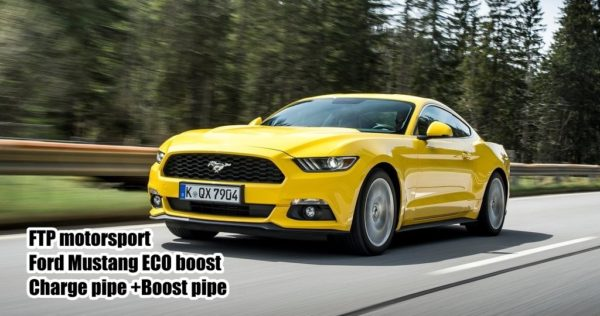 Ford Mustang EcoBoost Charge Pipe kit