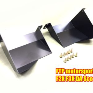 F2X F3X Dynamic Air scoop