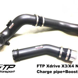 FTPBMW F25 X3/ F26 X4 N20 charge pipe + Boost pipe ( 20i